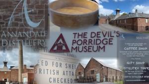 Devils Trip to Porridge and Annan Distillery