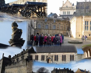 Stirling Castle Trip