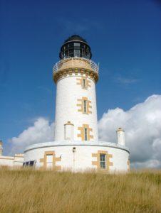 Ross Island Lighthouse