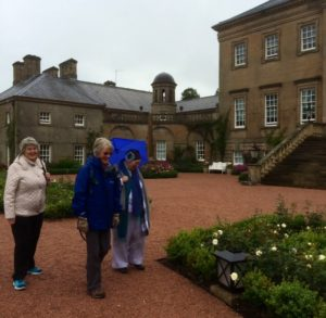 Visit to Dumfries House